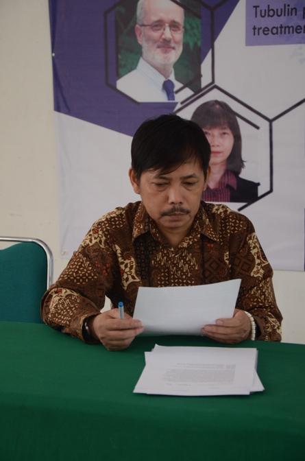 Seminar Biotechnology Knowledge Sharing Di UNAS (1)