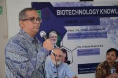 Seminar Biotechnology Knowledge Sharing Di UNAS (12)