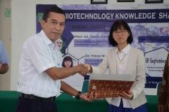 Seminar Biotechnology Knowledge Sharing Di UNAS (14)