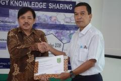 Seminar Biotechnology Knowledge Sharing Di UNAS (15)