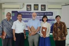 Seminar Biotechnology Knowledge Sharing Di UNAS (17)