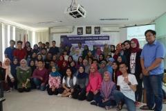 Seminar Biotechnology Knowledge Sharing Di UNAS (18)