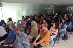 Seminar Biotechnology Knowledge Sharing Di UNAS (4)