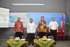 Seminar BPJS Ketenagakerjaan di UNAS (2)
