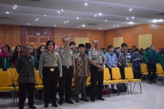 Seminar mencegah Radikalisme dan Terorisme (1)