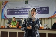Manajer Umum dan Kesekretariatan Indonesia Power Aryati