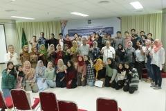 """Seminar Community Development """"Mengarusutamakan Peran Stakeholder s, Mendorong Kemandirian"""" menara 1 UNAS Jum'at (20/9)"""
