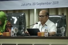 Ketua P5M Dr. Chazali H. Situmorang, Apt, M,Sc