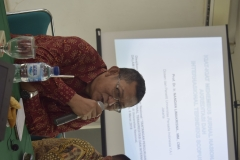 Sambutan Dekan FEB Dr. Suryono Efendi, SE.,MM.