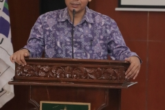 Dekan Fakultas Teknik dan Sains Basori, S.T., M.T.