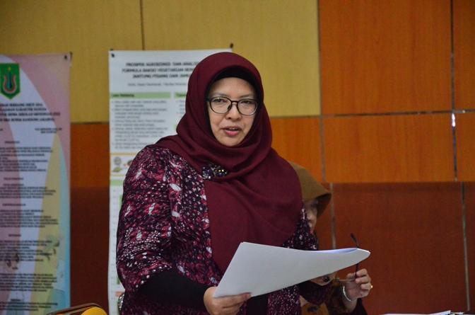 Dr. Ir. Nonon Saribanon Selaku Reviewer