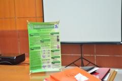 X banner Mini Peserta Seminar