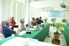 Moderator Acara Seminar Nursatyo, M.Si
