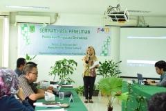 Saat Seminar P4M