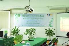 Seminar Hasil Penelitian Politik dan Penguatan Demokrasi