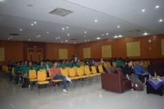 keramaian peserta seminar