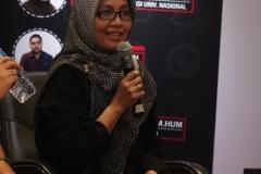 Dosen Ilmu Komunikasi FISIP UNAS Dr. Dwi Kartikawati M.Si