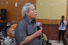 Dosen Ilmu Komunikasi FISIP UNAS Drs. Hadi Surantio M.Si