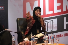 Pengamat Sosial Vokasi Universitas Indonesia Dr. Devi Rahmawati, M.Hum