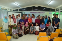 Foto bersama seluruh peserta