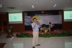 pembicara dalam seminar