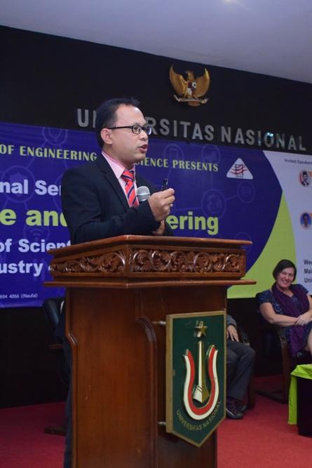 Prof. Dr. Nik Nazri dari University of Malaya, Malaysia (2)