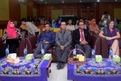 Saat Seminar Internasional Berlangsung