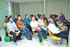 Para peserta seminar dan Tamu Undangan