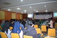 suasana seminar internasional