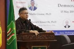 Keynote Speaker Abdul Malik Gismar, Ph.D.