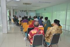 suasana dalams seminar kajian islam