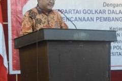Bapak M Alfan Alfian saat memberikan materinya dalam kegiatan seminar