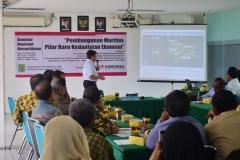 Seminar Kemaritiman Nasional di UNAS (3)