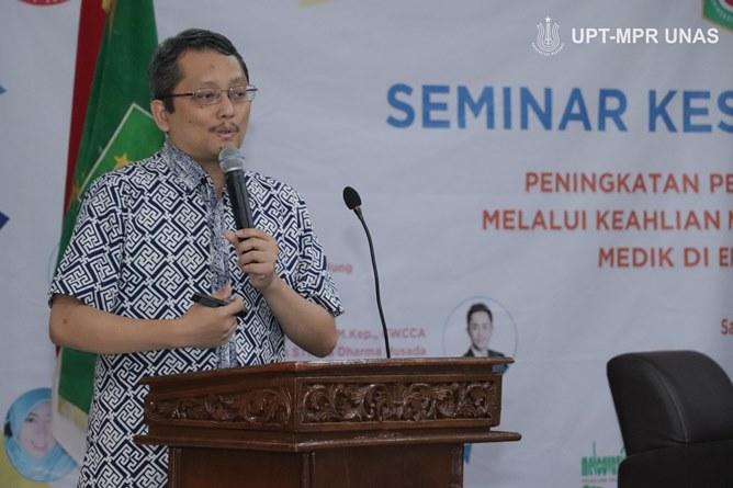 Dokter RS. Hasan Sadikin Bandung Dr. Dodi Suardi Sp.OG(K)