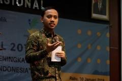 Sekretaris Prodi Administrasi Publik Angga Sulaiman S.IP, M.Si