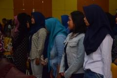 Saat menyanyikan lagu Indonesia Raya (6)