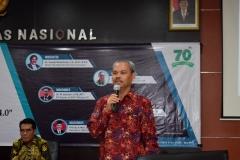 Guru Besar FEB Universitas Hasanuddin Prof. Dr. H. Muh. Asdar SE., M.Si