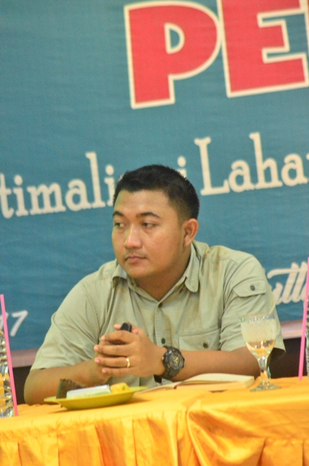 Delegasi Kementrian Pertanian