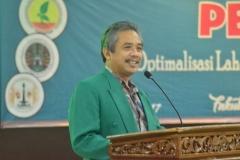 Dekan Pertanian Ir. Inkorena G S Sukartono , Magr