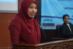 Wakil Dekan Fakultas Hukum Ummu Salamah, S.Ag., M.A.
