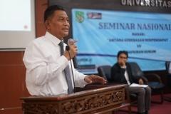 Pakar Hukum Pidana Universitas Islam Indonesia Prof. Dr. Mudzakkir, S.H., M.H