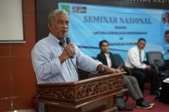 Ketua Program Doktor Ilmu Politik UNAS Dr. TB. Massa Djafar