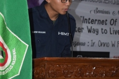 Seminar Nasional Internet of Things-Smarter Way To Live in Education (7)
