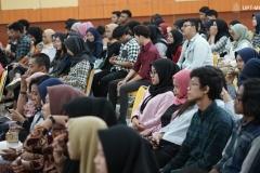 Para peserta yang hadir pada seminar nasional