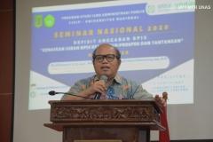 Ketua Dewan jaminan sosial Nasional Periode 2010 - 2015 Dr. Chazali Husni Situmorang, Apt., M.Si.