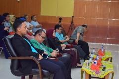 para dosen UNAS dan narasumber yang hadir dalam seminar AN