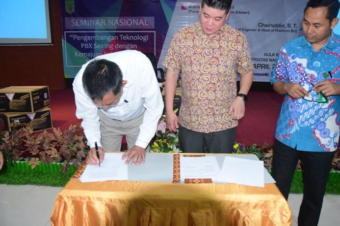 penandatanganan kerjasama