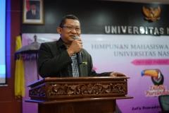 DekanFakultas Ekonomi Dr. Suryono Efendi, SE.,MM.