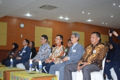 Acara Seminar Penyerahan Buku dari King Sejong University 2