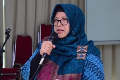 Dr. Ir. Nonon Saribanon, M. Si. (Deputi LPPM Bidang PKM)